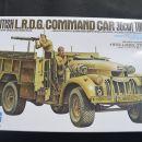 L.R.D.G. Command car 30cwt truck
