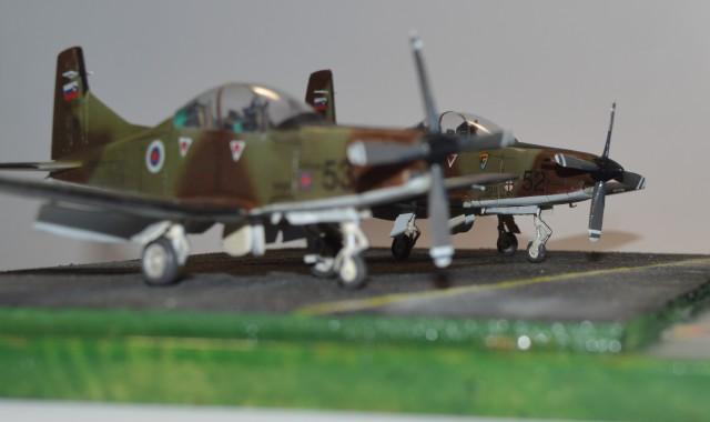 Pilatus PC-9a - foto