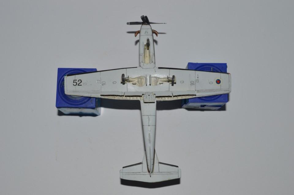 Pilatus PC-9a - foto povečava
