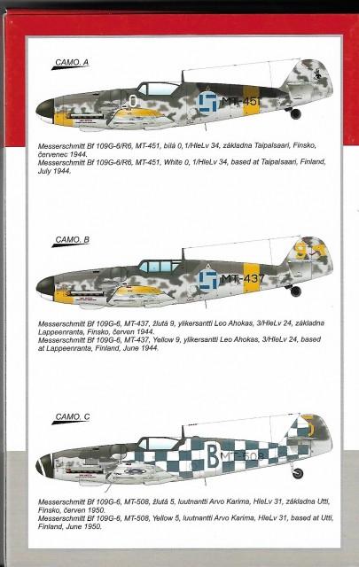 Messerschmitt BF  109g-6 - foto