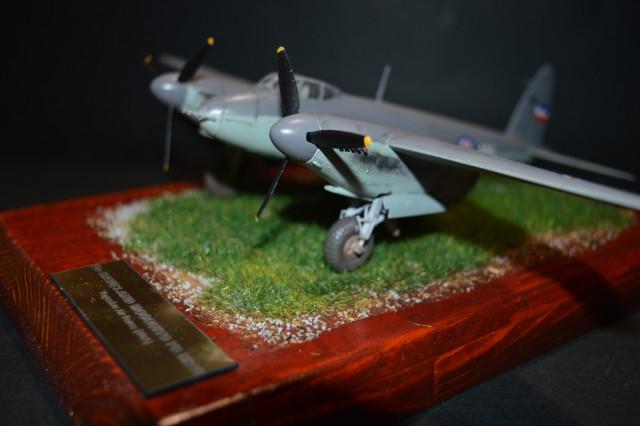 De Havilland Mosquito FB Mk.VI/NF Mk.II - foto
