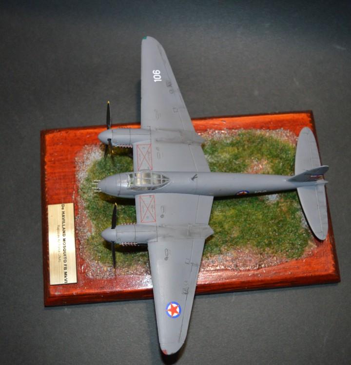 De Havilland Mosquito FB Mk.VI/NF Mk.II - foto povečava