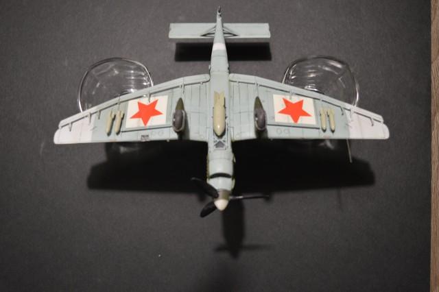 Junkers Ju87B-2/R-2 STUKA - foto