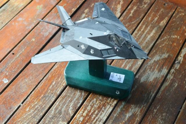 F-117A - foto