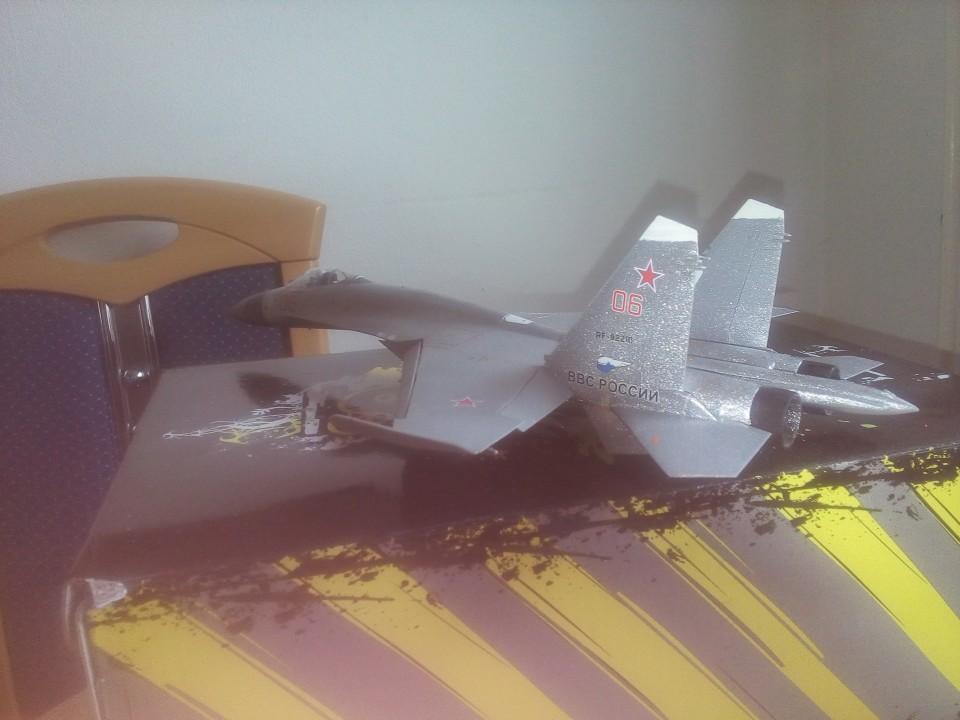 SU-27 - foto povečava