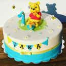 Torta medvedek Pooh