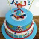 Torta Pika Nogavička
