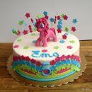 Torta Moj mali pony