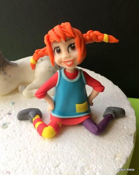 Figurica za torto Pika Nogavička