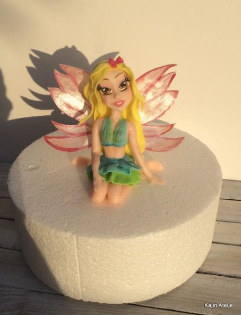 Figurice za otroške torte - foto