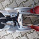 b-one otroški sedež za kolo do 22kg