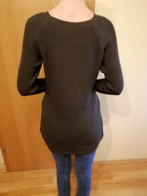 Dolgi pulover - foto