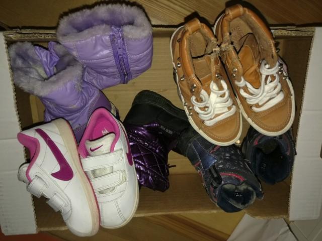 Dekliški čevlji  18 do 33. - foto