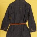 Okaidi dekliška tunika - jeans 104