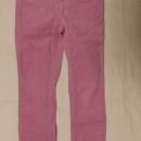 Dekliške žametne hlače (slim) 122