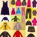 Dekliška in otroška oblačila (od 110 do 128)