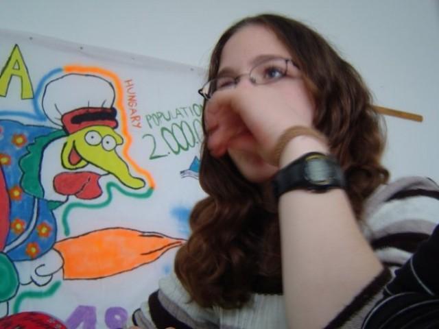 Katja the smartest;)
