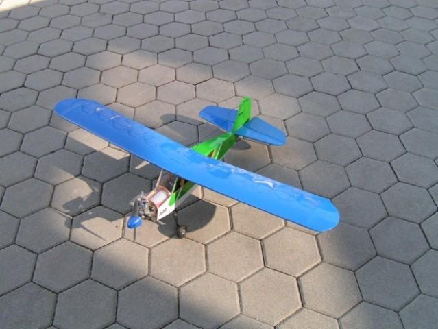 Moj model AERONCA L3