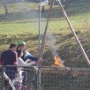 prižiganje OI ognja