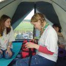 dekliški šotor