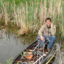 počitek v kanuju prav nič ne škodi