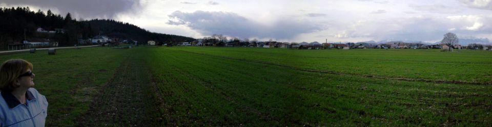 Panoramske fotke - z Nokio E72 - foto povečava