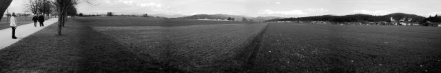 Panoramske fotke - z Nokio E72 - foto
