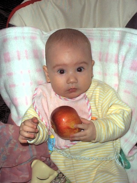 O,kakšen jabček