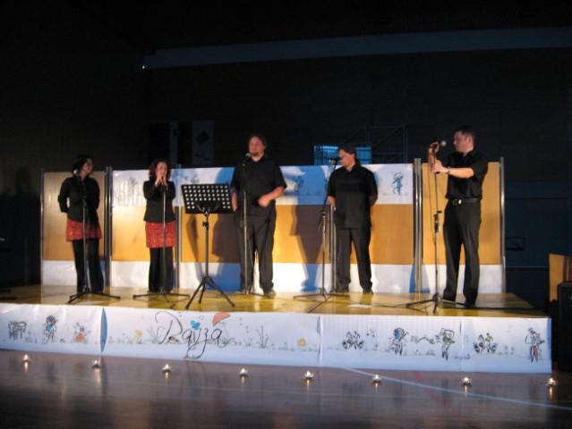 Koncert v Gimnaziji Litija 21.4.2007 - foto