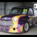 CHARLIE BORG - Mini Cooper S, 1600
