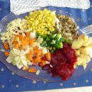 Barvna solata