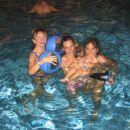 silvestrovo na bazenu