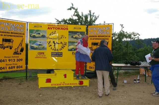 AVTOKROS - avtokros 2006 DP Tunjice , drugič - foto