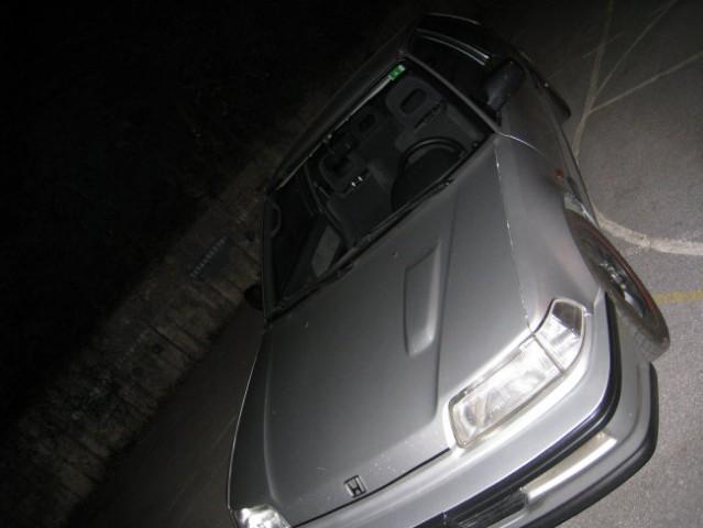 Ta nova Honda - foto