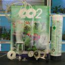 Set Co2 Aquili.  Vsebuje: Bombolo za enkratno uporabo 500g, razprsilec za Co2. silikonska