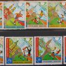 Ekvatorialna Gvineja - SP v nogometu 1974 (serija)