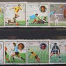 Fujeira - SP v nogometu 1974 (serija)