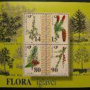 Slovenija (1998) - Iglavci (blok)