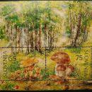 Slovenija (1996) - Gobe (blok)