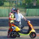 Andreo Spadaro z očetom še 1x :)