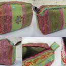 Kozmetična torbica, velikost 15x9x7 cm