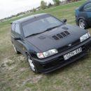 Sunny GTi-R. Zverina, super duper avto, pa še družinski je (otroški sedež zadaj :D)
