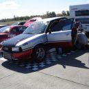 En hiter Audi