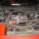 Še ena slika SW20 z zelo zanimivim motorjem pod haubo.