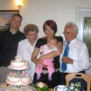 ...prababica Karolina in pradedek Avgust...(žal prababica že počiva)