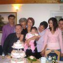 ...stric Branko z celotno družino...