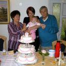 ...babica Janja in dedek Anton (žal dedka več ni)