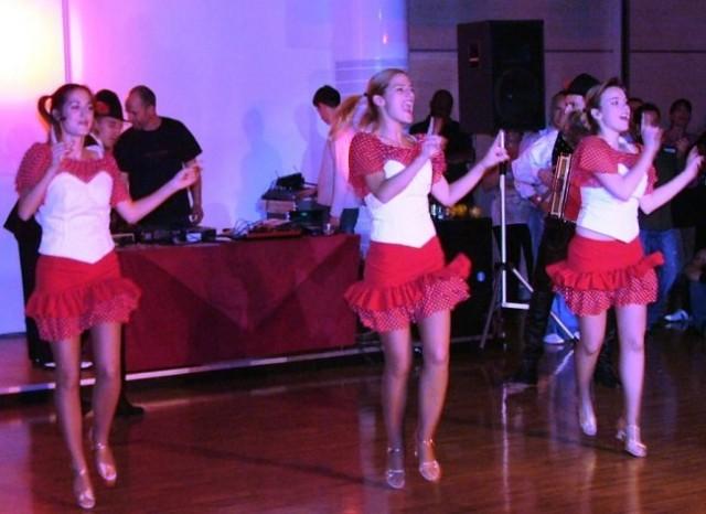 Hop-sa-sa bubice na 1st. salsa festivalu v SL.