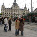 Buba Jaz in Nadja v Gradcu
