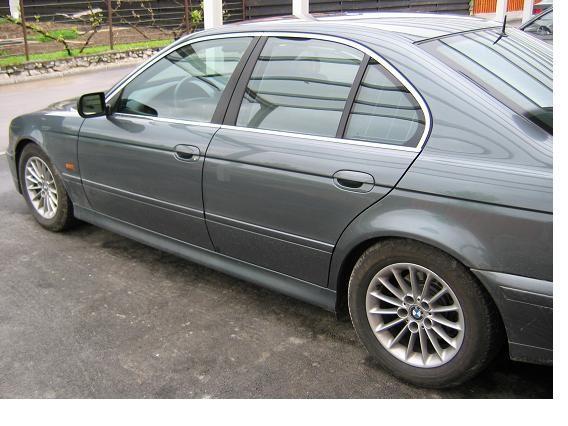 BMW E39 530dA - foto